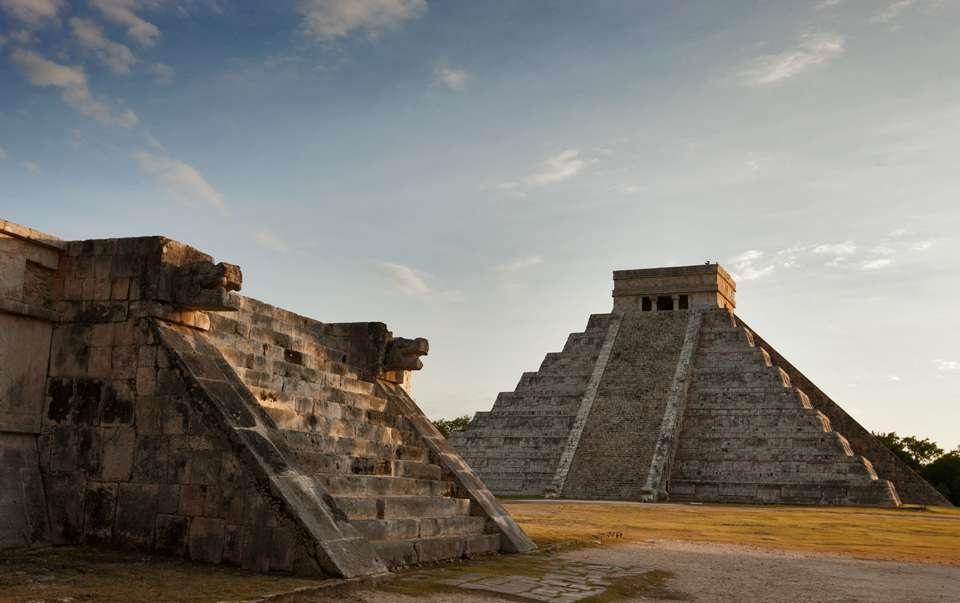 messico viaggio, piramidi
