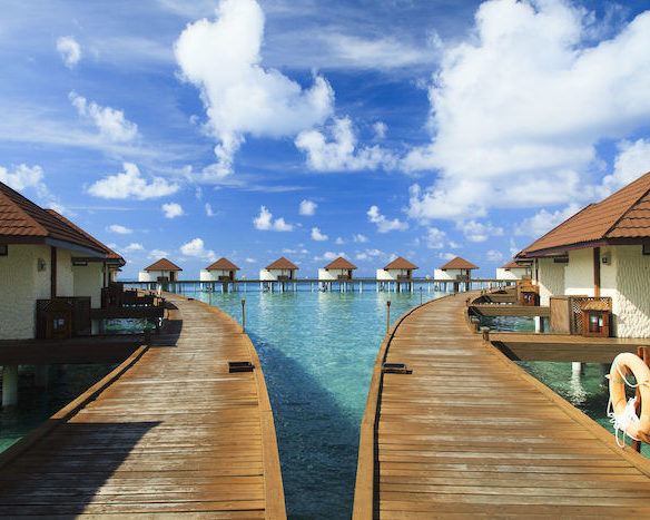 Maldive Alimatha overwater